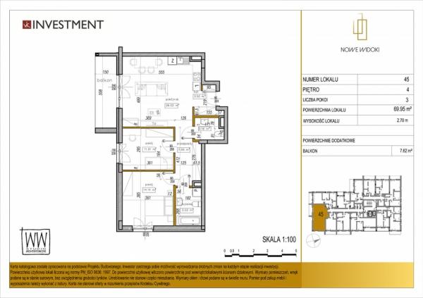 Mieszkanie 45