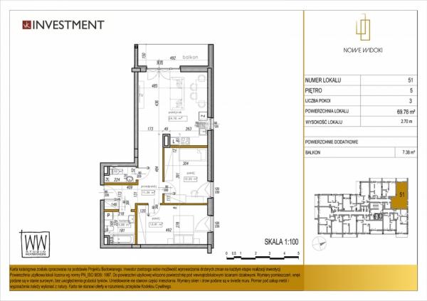 Mieszkanie 51