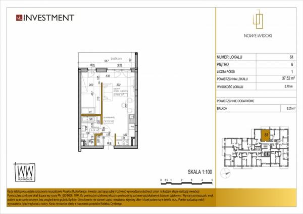 Mieszkanie 61