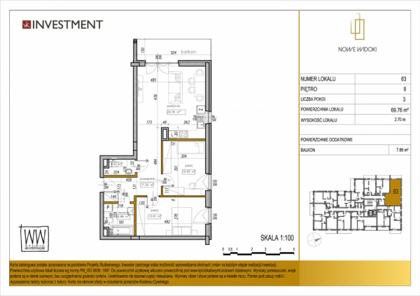 Mieszkanie 63
