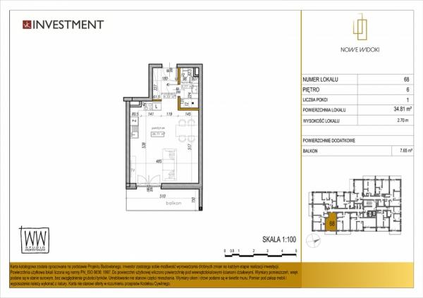 Mieszkanie 68