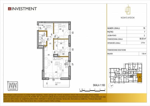 Mieszkanie 76
