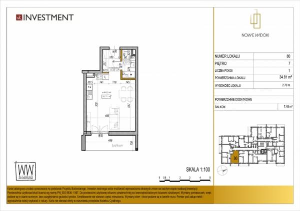Mieszkanie 80