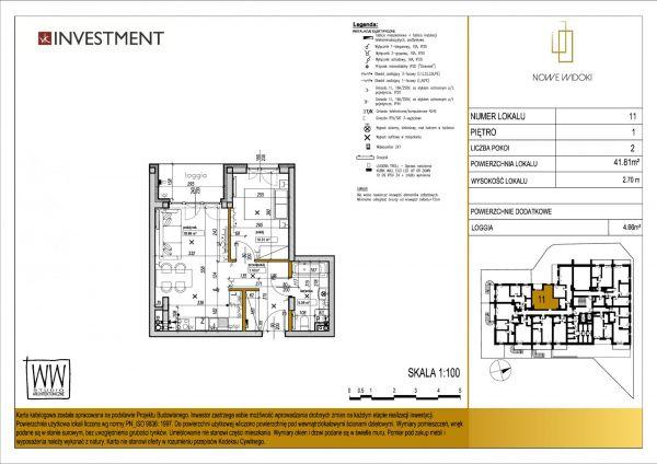 Mieszkanie 11