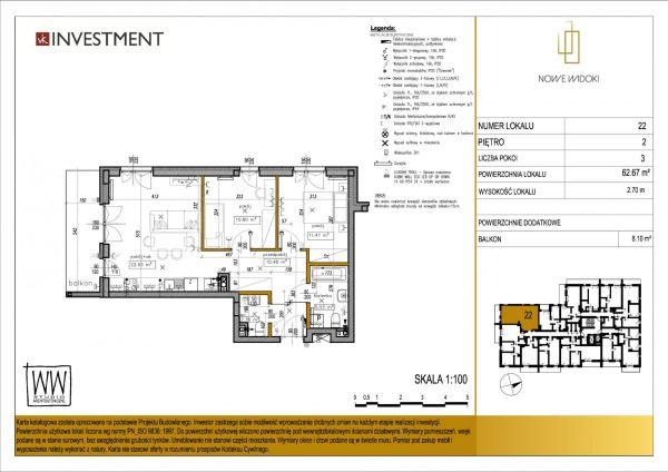 Mieszkanie 22