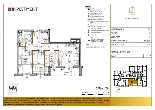 Mieszkanie 54
