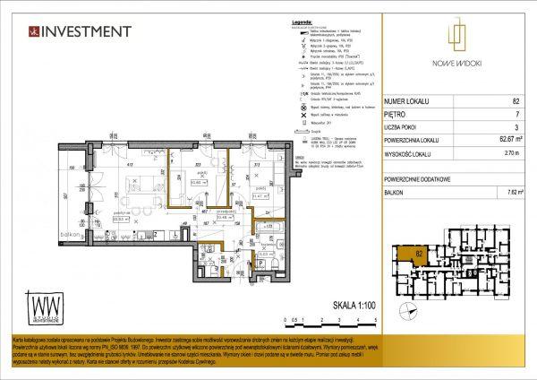 Mieszkanie 82